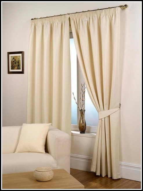 Living Room Window Curtains Pictures