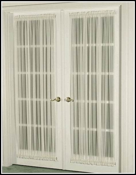 Magnetic Curtain Rods For French Doors