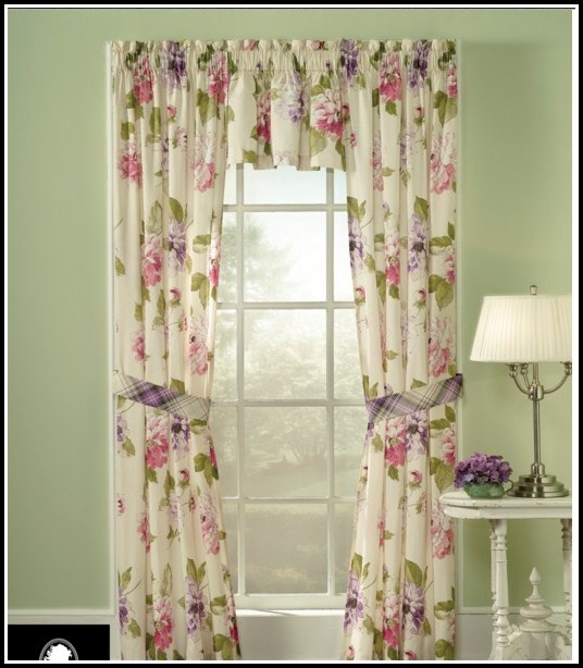 Martha Stewart Everyday Sheer Curtain Panel