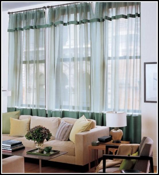 Martha Stewart Living Curtains Green