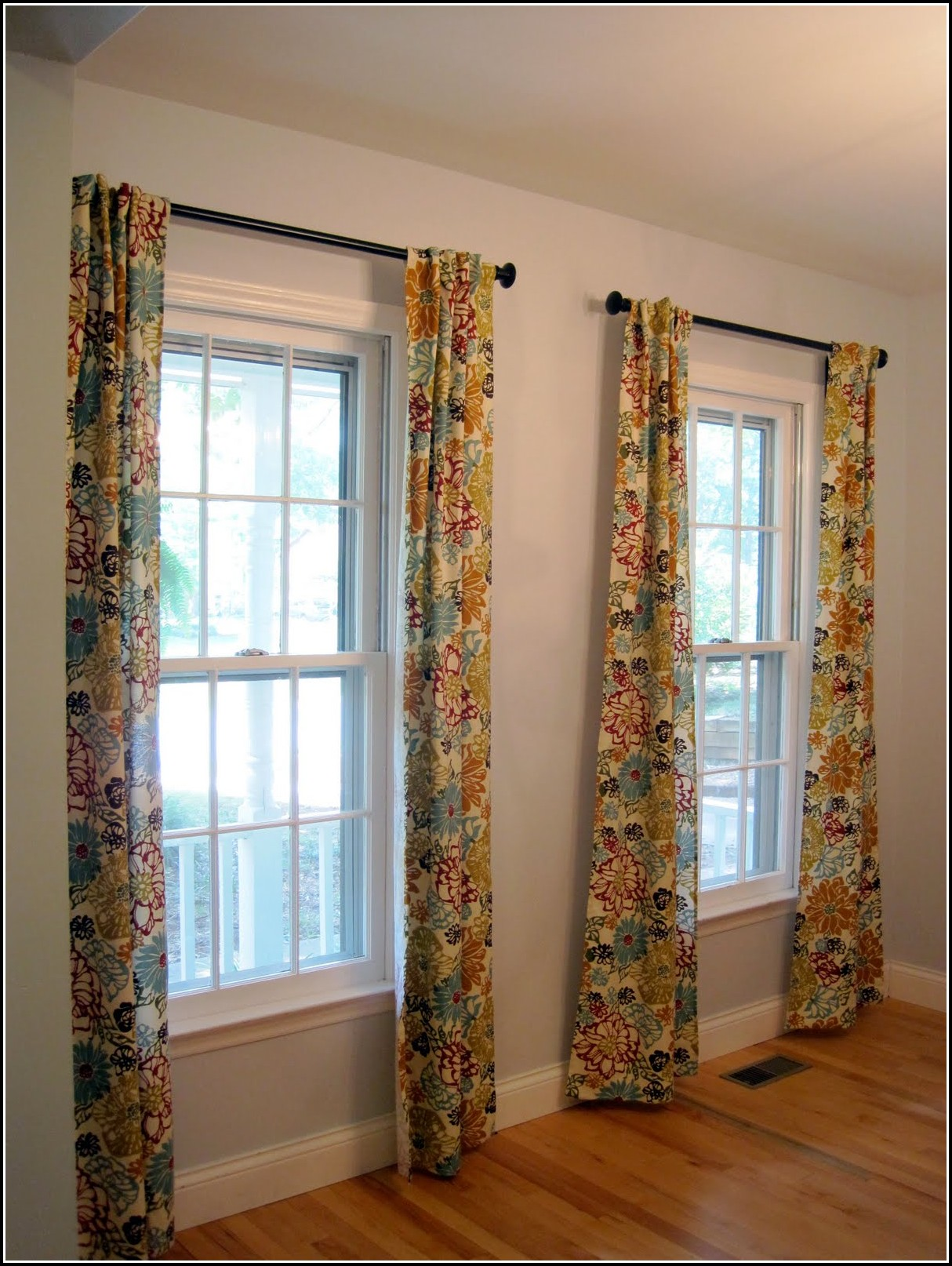 Martha Stewart Living Pageant Curtains