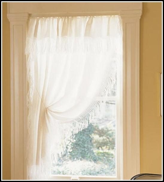 Martha Stewart Living Sheer Curtains