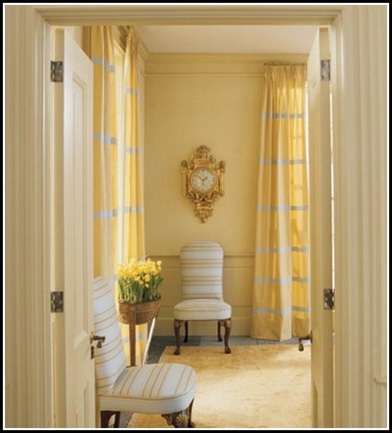 Martha Stewart Living Velvet Curtains