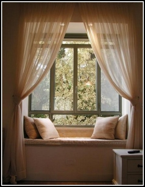 Measuring Curtains For A Bay Window