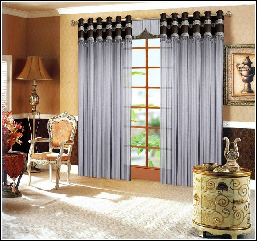 Modern Curtains And Window Treatments