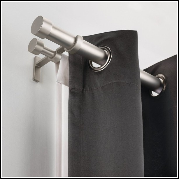 Oil Rubbed Bronze Curtain Rod Extender