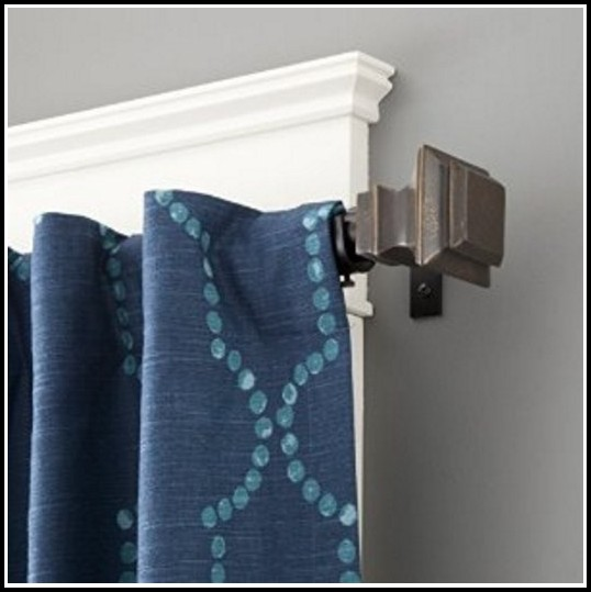 Outdoor Curtain Rods 144 Inches