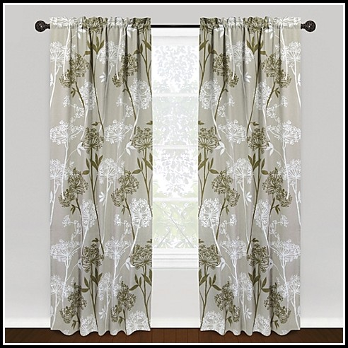 Park B Smith Rooster Curtains