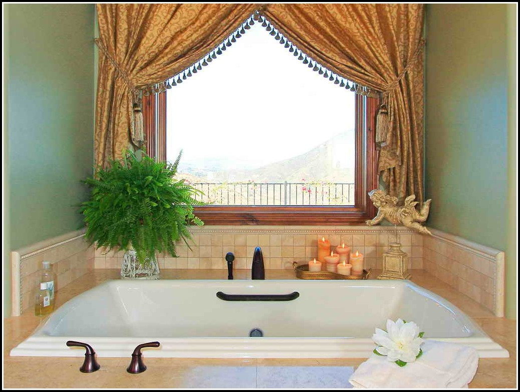 Plastic Window Curtains For Bathroom