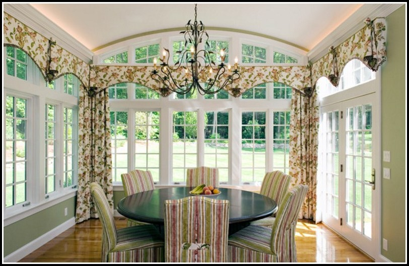 Primitive Curtains For Large Windows