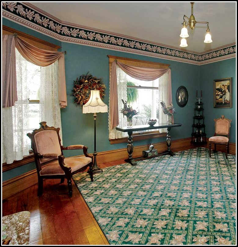 Roman Shades With Matching Curtains