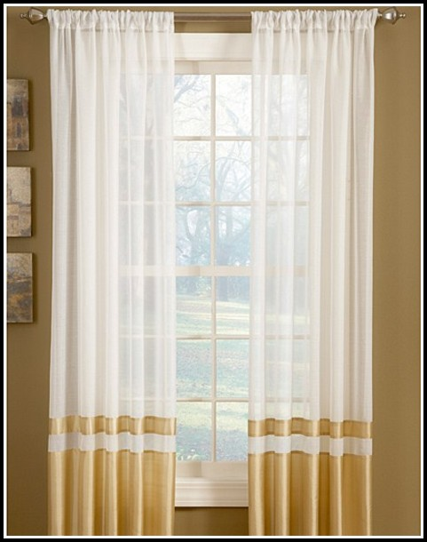 Sheer Curtains 95 Inches Long