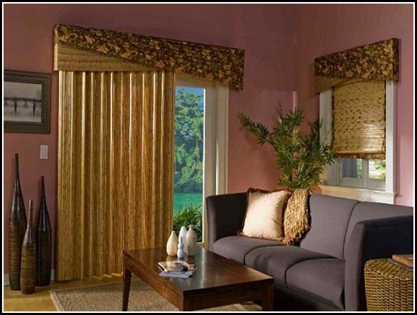 Sliding Glass Door Curtains Thermal