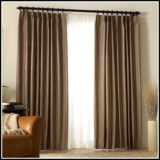Sliding Glass Doors Curtains And Drapes