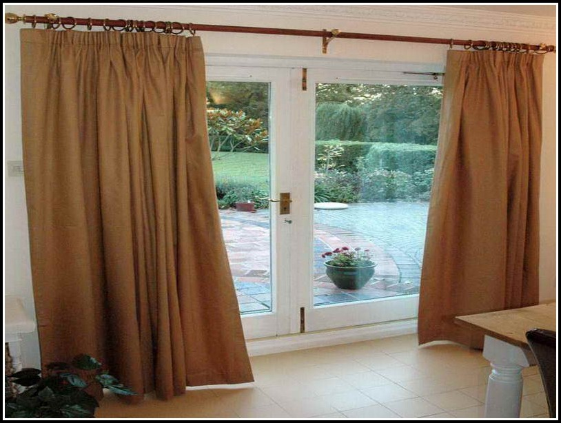 Sliding Glass Doors Curtains Or Blinds
