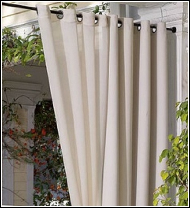 Small Window Curtain Tension Rods