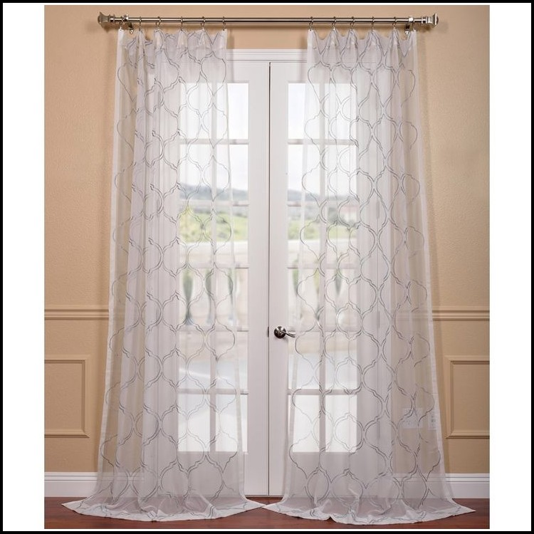 Target 96 Inch Curtain Panels