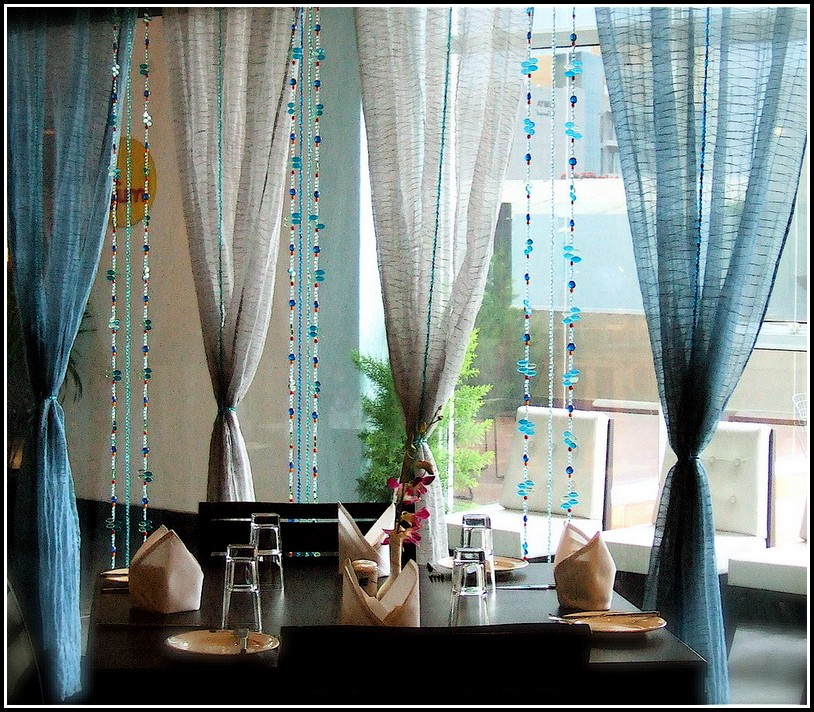 Valance Curtains For Dining Room