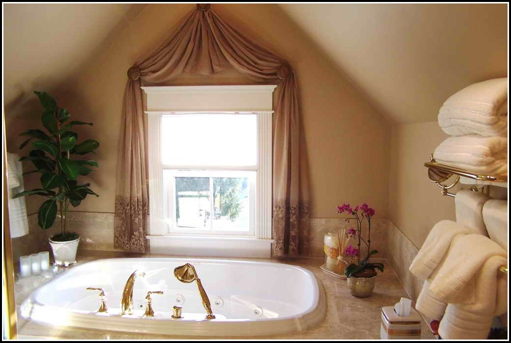 Vinyl Window Curtains For Bathrooms