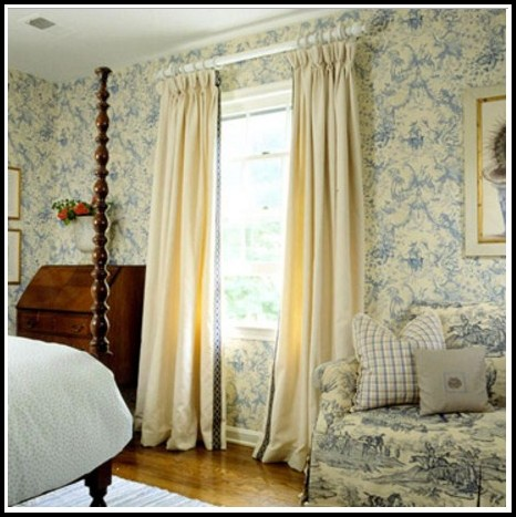 What Size Curtains For Bedroom Window