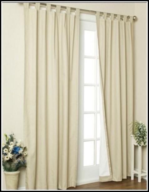 White Curtains That Block Light