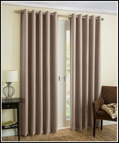 White Curtains That Block Out Light