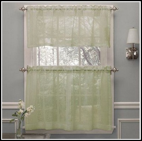 30 Inch Long Tier Curtains