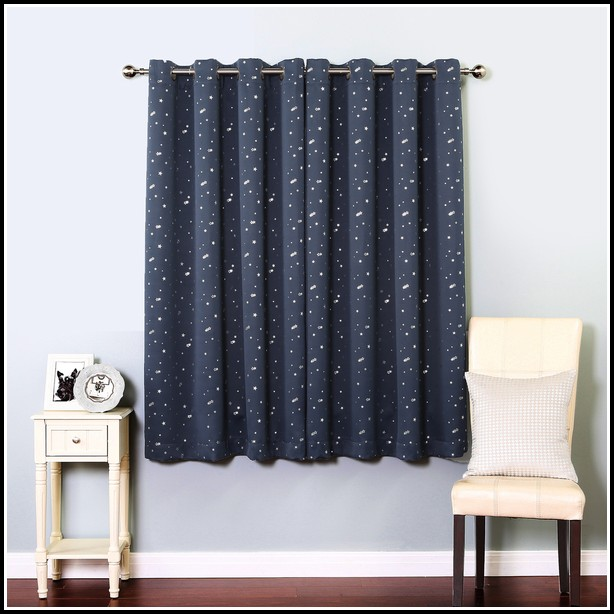 63 Inch Grommet Thermal Curtains
