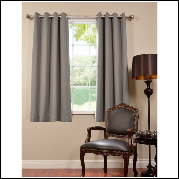 63 Inch Thermal Curtains
