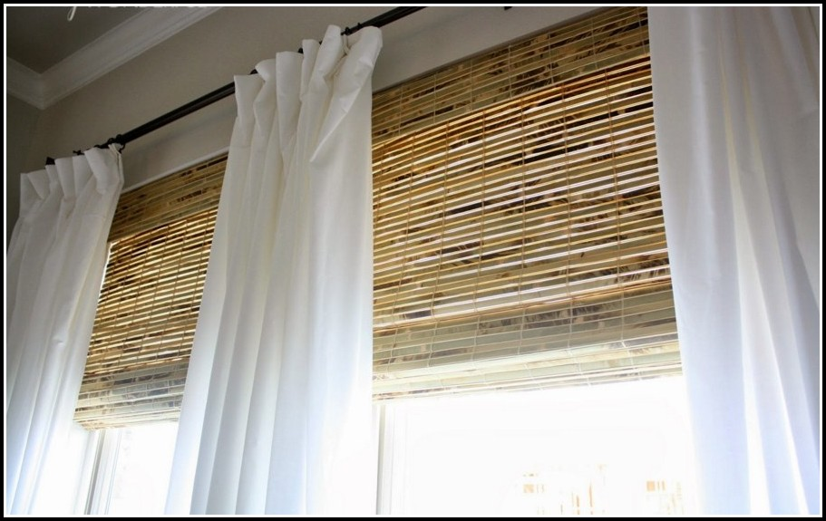 Bamboo Blinds Curtains In Bangalore