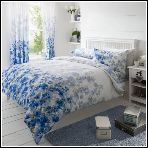 Bed In A Bag Set With Curtains