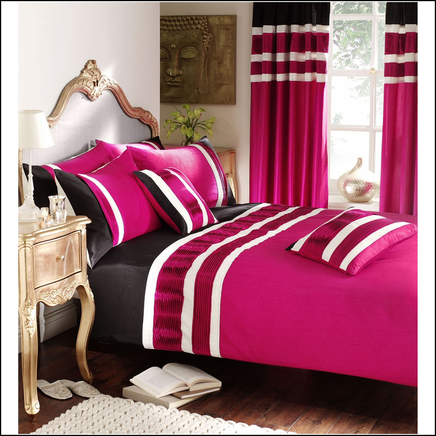 Bedding Sets With Curtains To Match