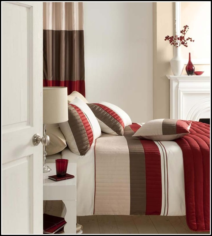 Bedspreads And Matching Shower Curtains