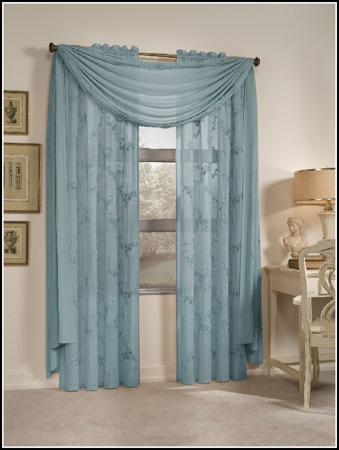 Best Curtains For Tension Rods