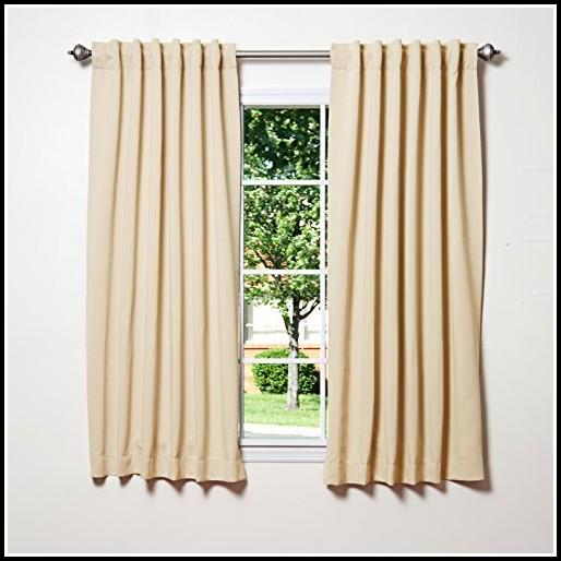 Best Home Fashion Grommet Curtain