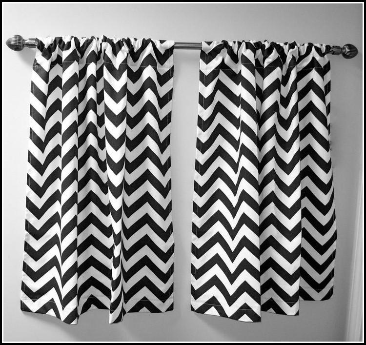 Black White Chevron Fabric Uk