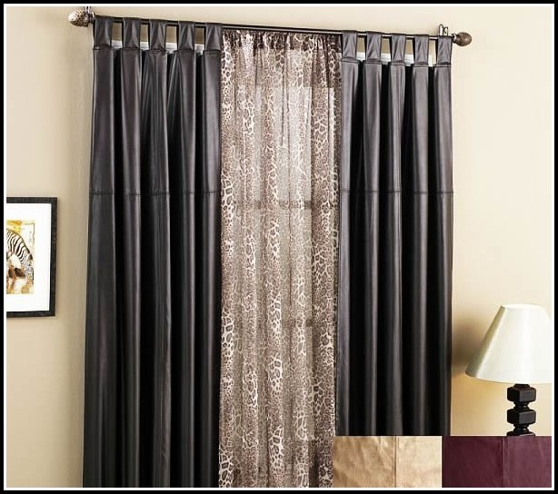 Contemporary Draperies And Curtains