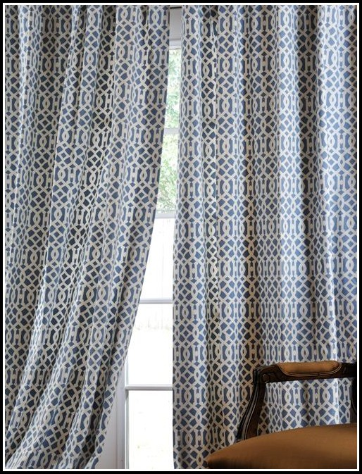 Cotton Drapes And Curtains