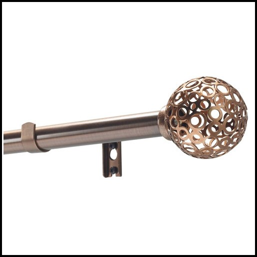 Curtain Rod Ceiling Mount Hardware