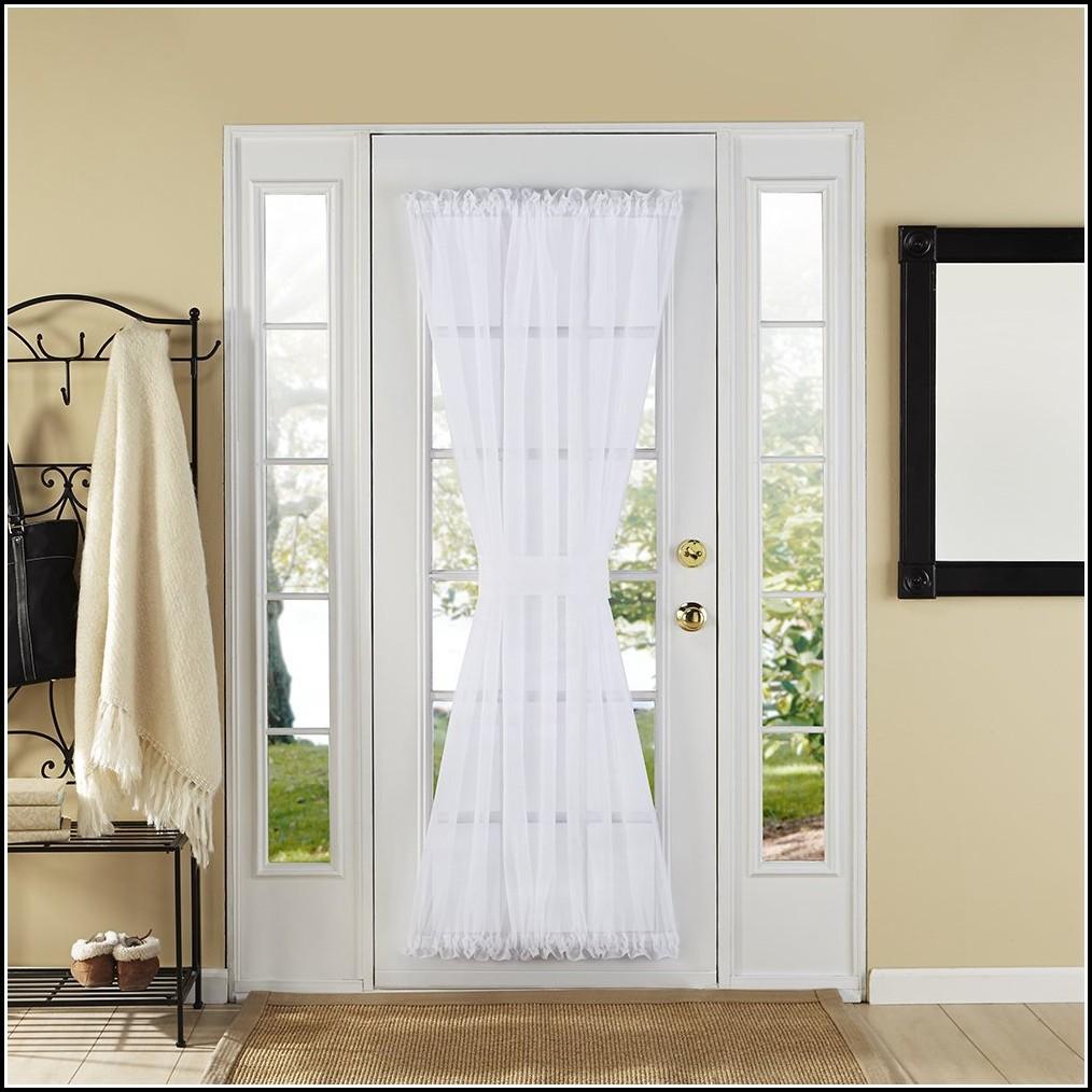Curtain Rod For Small Door Window