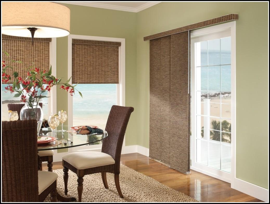 Curtains For A Sliding Glass Door Ideas
