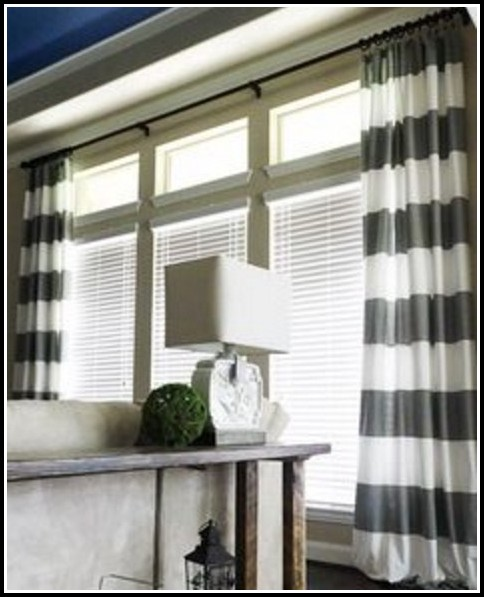 Curtains For Large Picture Window