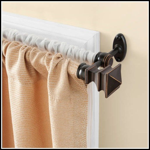 Double Pole Curtain Rod