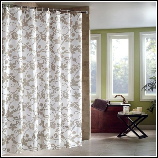 Extra Long White Sheer Curtains