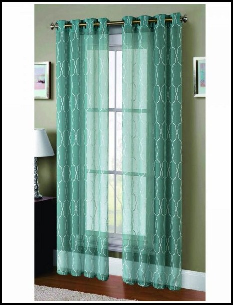 Extra Wide Grommet Top Drapes