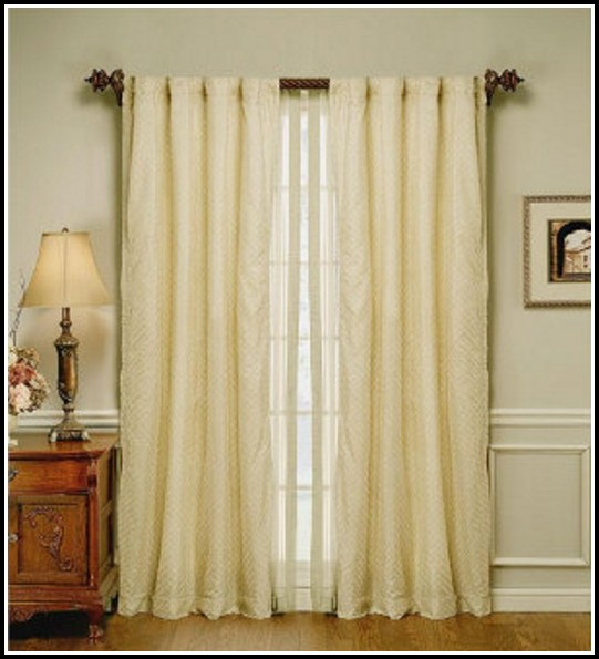 How To Hang Curtains And Curtain Rods