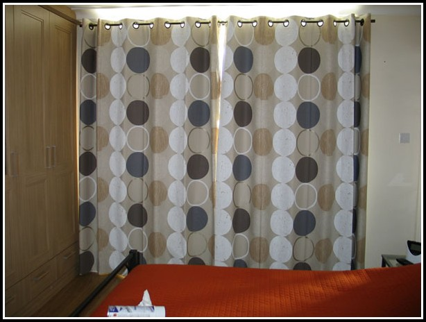 Ivory Curtains With Blackout Lining