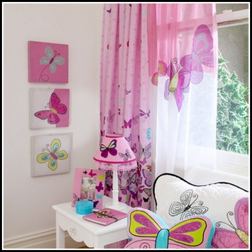 Kids Room Blackout Curtains