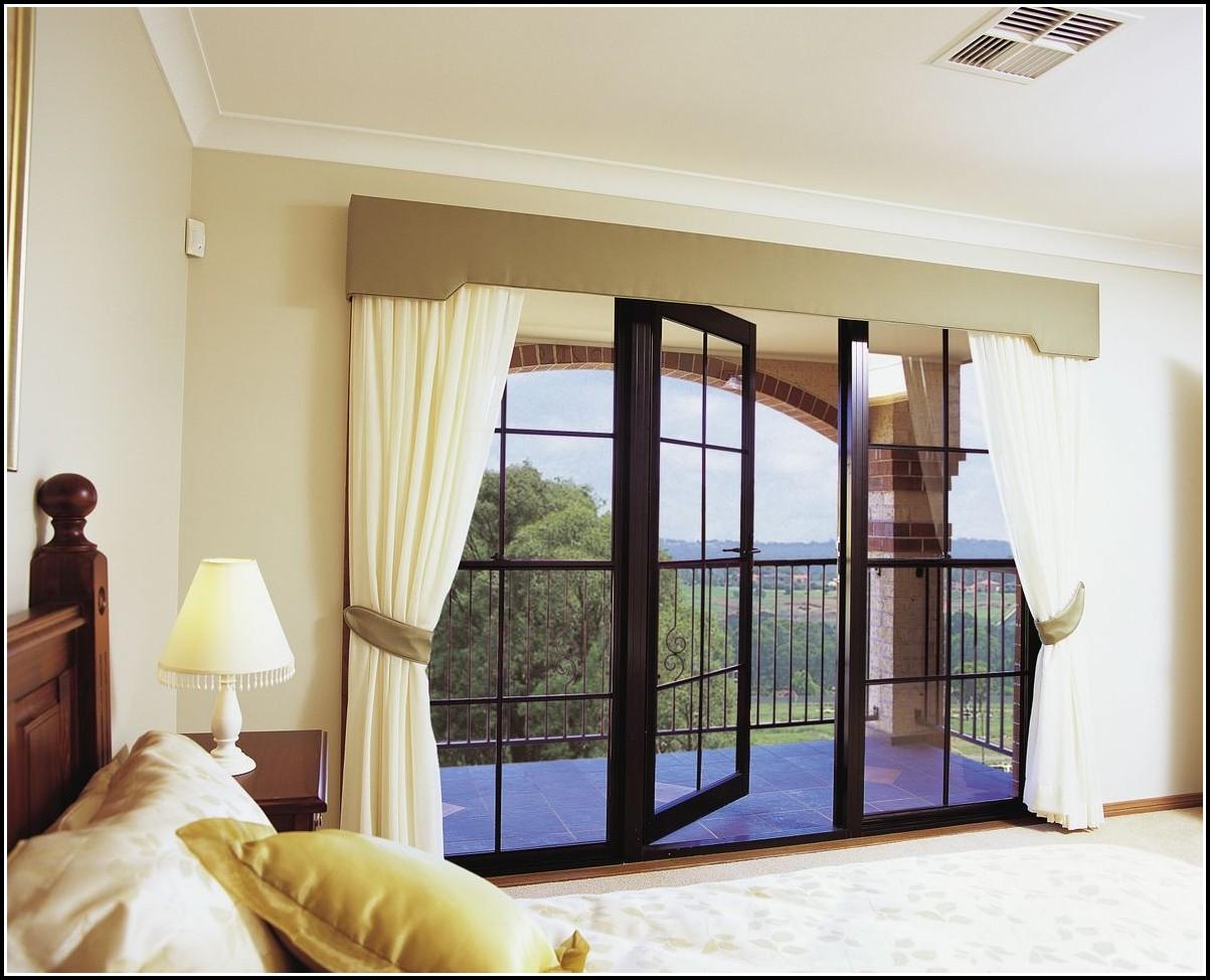 Large Bay Window Treatment Ideas