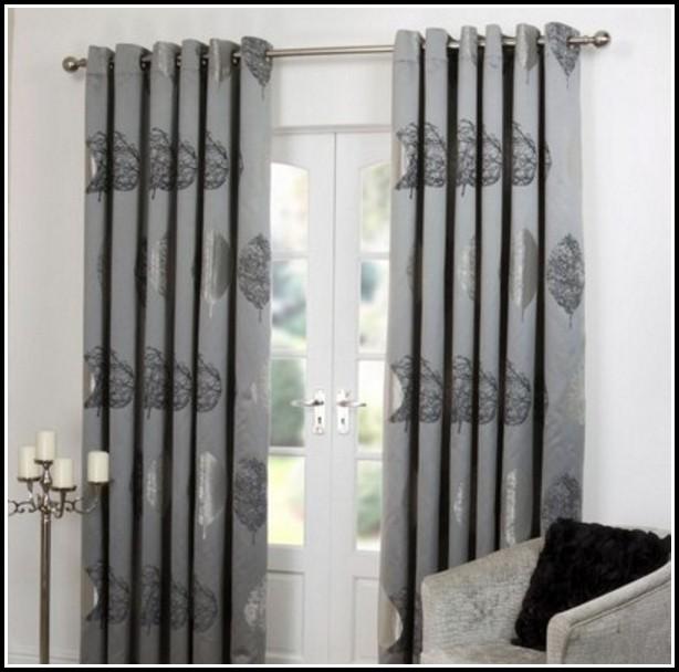 Light Grey Blackout Curtains Uk
